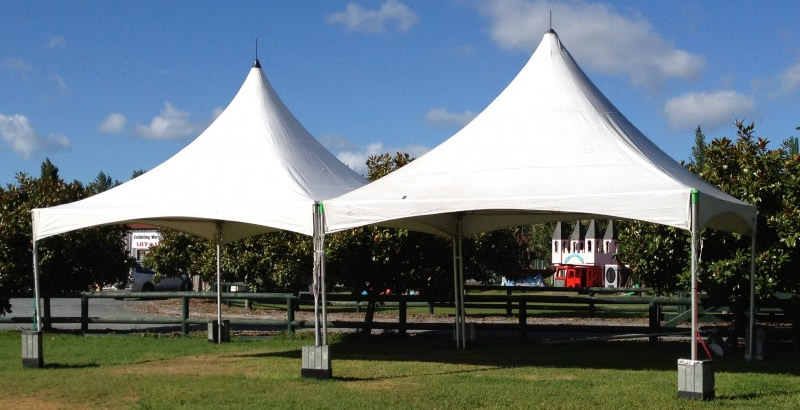 spring top marquee hire